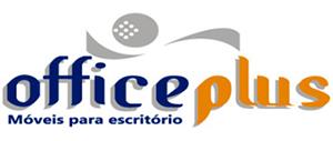 Logotipo OfficePlus Móveis