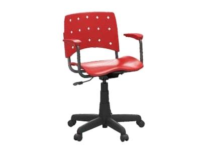 Cadeira Escritório Linha Ergoplax+
