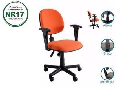 Cadeira Escritório Linha Operacional NR17