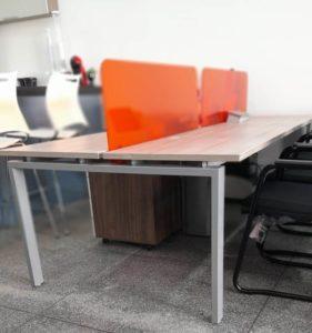 Plataforma de trabalho 4 lugares