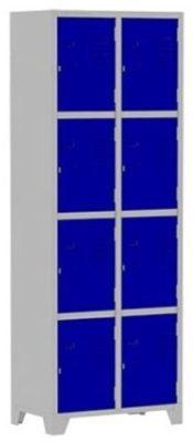 Roupeiro (loker) com portas de Aço